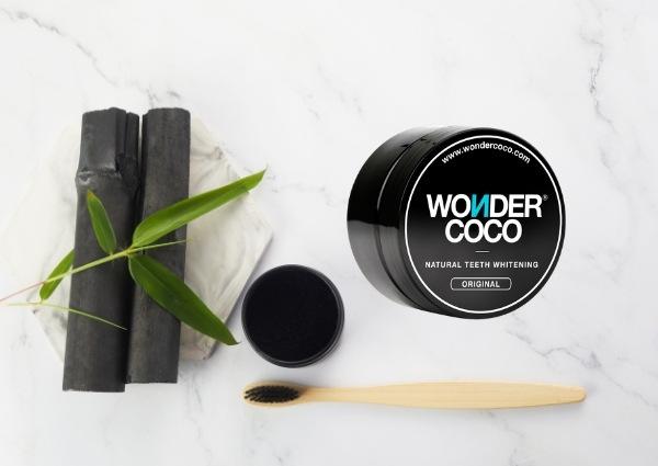 avis wondercoco : à base de charbon de coco